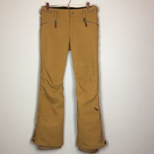 NEW Roxy Snowboard Pants Snow Insulated S